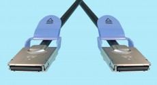 12X to 12X Infiniband Cable - w/ 'Pull Latch'