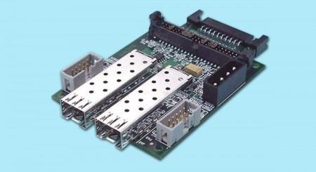 4 Gbs Single-Drive Fibre Channel T-Card Adapter