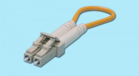 """LC """"LoopBack"""" Adapter (MultiMode)"""