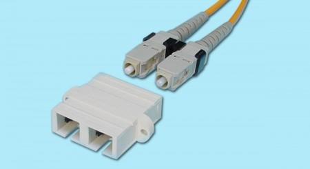 SC Optical Coupler (Duplex MultiMode)