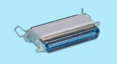 "Centronics 50 ""Pass-Thru"" Terminators"