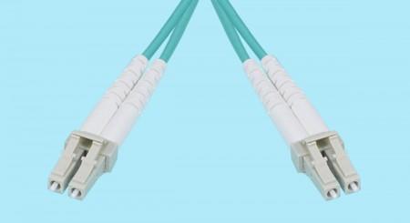 Fiber Optic MultiMode Duplex 850nm 50/125u 3mm OM3